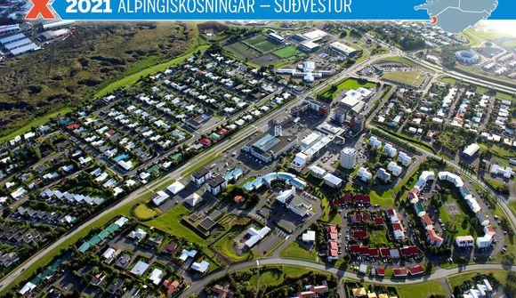29,3% búin að kjósa í Suðvesturkjördæmi