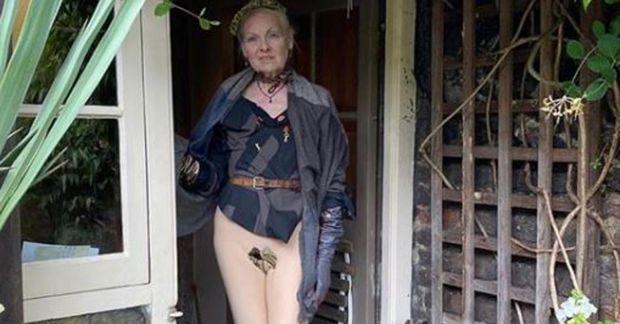 Vivienne Westwood er frumleg.