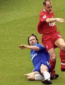 Chelsea - Liverpool 2002/2003