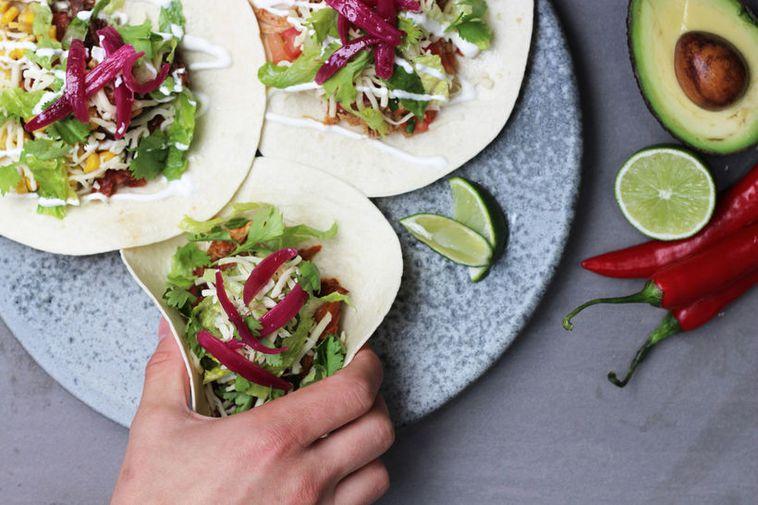 Chido offers soft tacos, burritos, nachos and more.