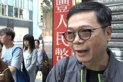 Metkjörsókn í Hong Kong