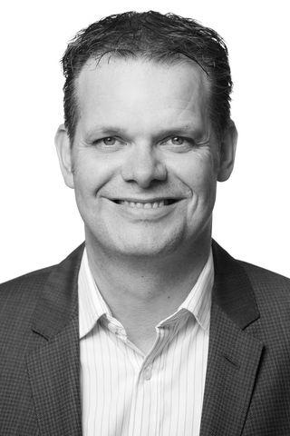 Gunnar Sigurðsson, framkvæmdastjóri Kviku í Bretlandi.