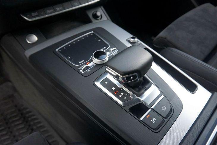 Haganleg gírskipting í Audi Q5