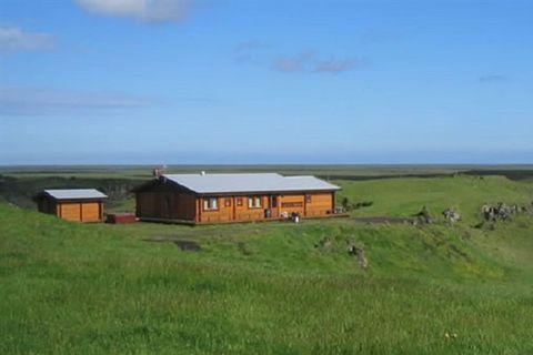 Guesthouse at Seglbudir Landbrot