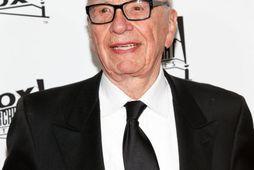Rupert Murdoch, eigandi The Sun.