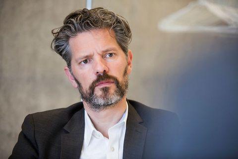 Mayor Dagur B. Eggertsson.