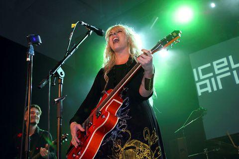 Faraoese singer Eivör will return to the Iceland Airwaves festival this year.