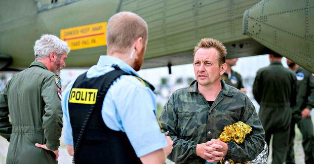 Peter Madsen afplánar lífstíðardóm fyrir morðið á Kim Wall.