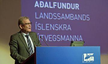 Adolf Guðmundsson, formaður LÍÚ.