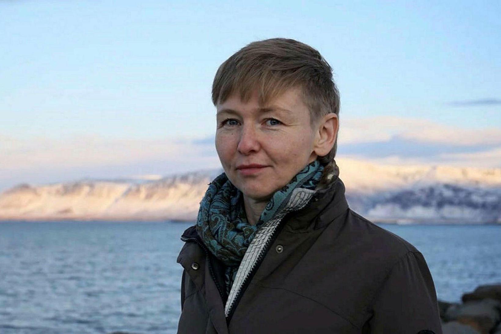 Auður Anna Magnúsdóttir.