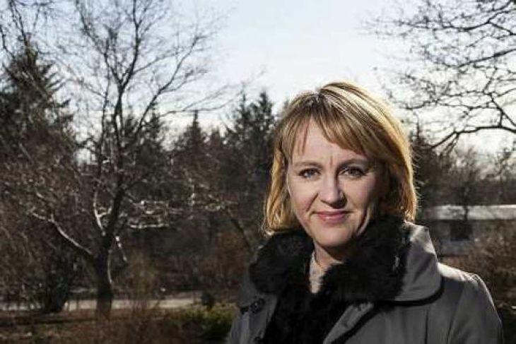 Hanna Birna Kristjánsdóttir, verðandi innanríkisráðherra.