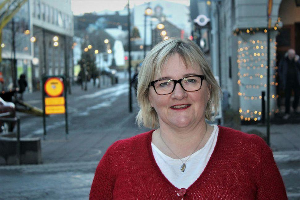 Halla Signý segir að innflutningur á lambahryggjum sé aðför að ...