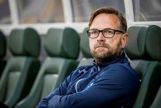 Rúnar Páll Sigmundsson þjálfari Stjörnunnar.