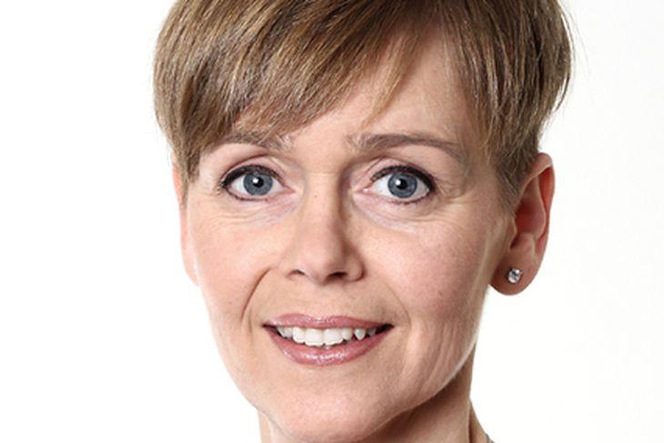 Ingibjörg Þórðardóttir.