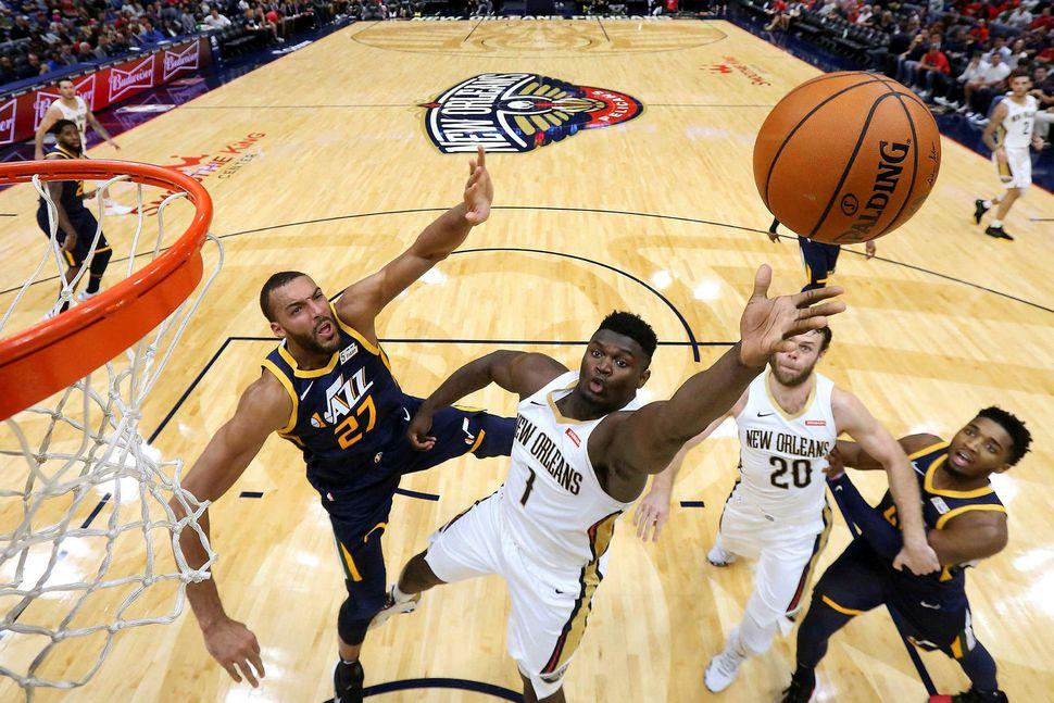 Zion Williamson missir af byrjun tímabilsins í NBA-deildinni.