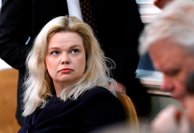 MP Þórhildur Sunna Ævarsdóttir.