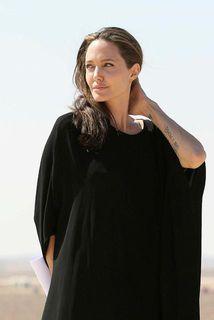 Það er ekki dónalegt að vera nafna Angelinu Jolie, en skilnaður hennar er nú umfjöllunarefni ...