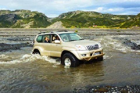 Glacier Car Rental