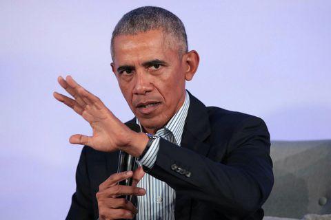 Barack Obama, fyrrverandi Bandaríkjaforseti, hefur enn ekki lýst yfir stuðningi við neinn frambjóðendanna.