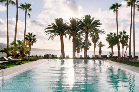 Besta heilsulindin á Tenerife er á Océano Hotel Spa.
