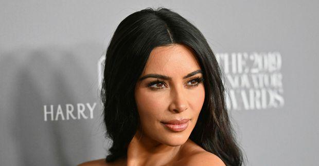Kim Kardashian er fertug.