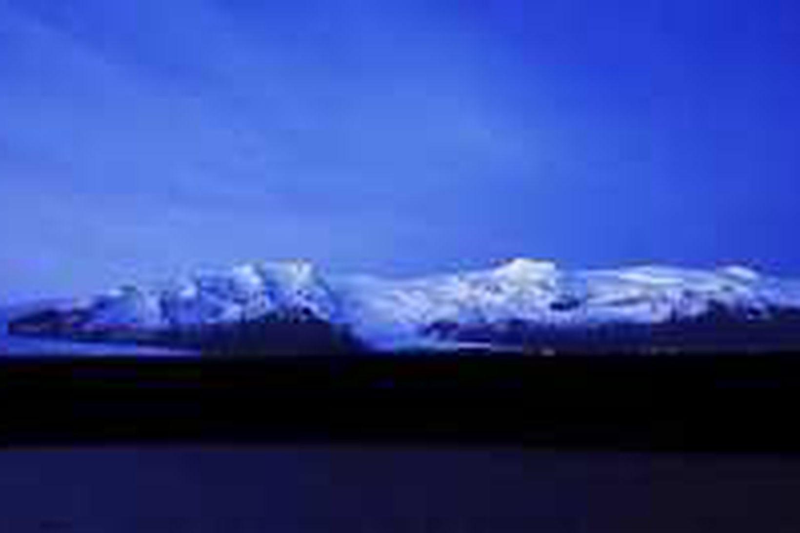 Vatnajökulsþjóðgarðurinn verður sá stærsti í Evrópu.