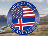 Iceland- helping to make America great again. Or something like that.
