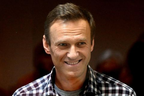 Alexei Navalní.