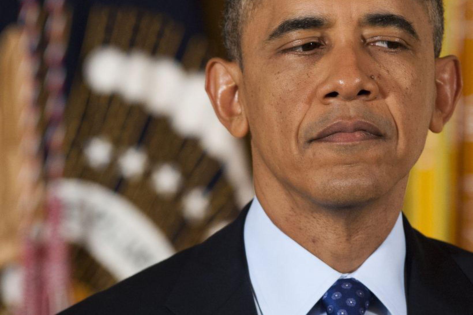 Mikill fjárlagahalli hefur verið í forsetatíð Barack Obama, en hann …