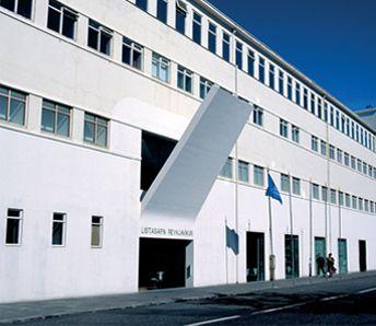 Hafnarhús - Listasafn Reykjavíkur
