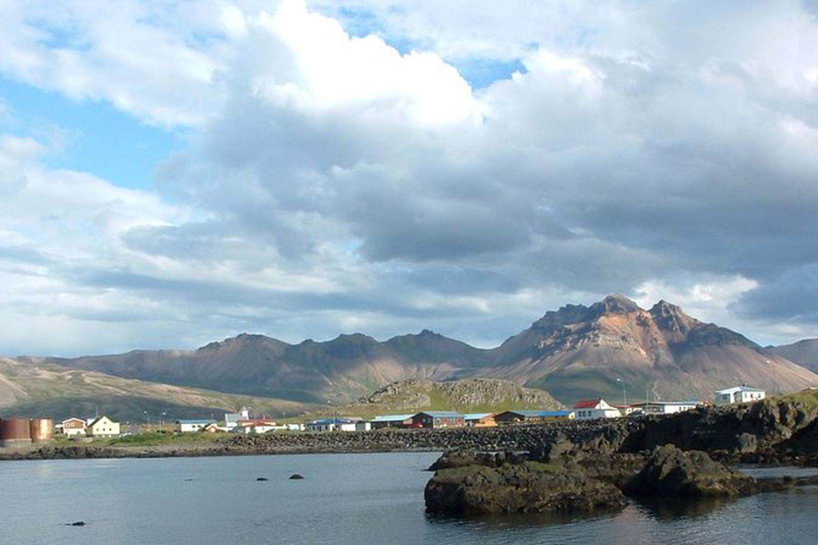 Tónlistarhátíðin Bræðslan fer árlega fram í Borgarfirði eystra.