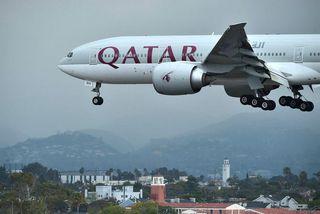 Qatar Airways ætlar að fljúga yfir Sýrland á ný.
