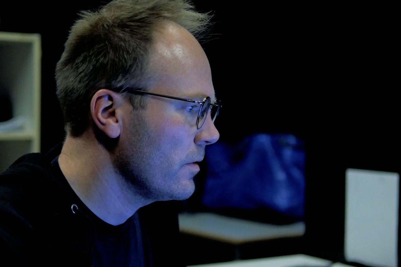 Dr. Hannes Högni Vilhjálmsson, prófessor í við tölvunarfræðideild Háskólans í …