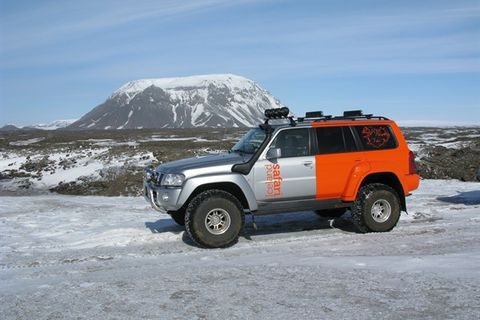 Iceland Safari