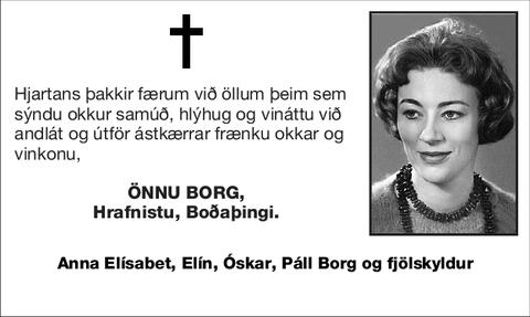 Önnu Borg,