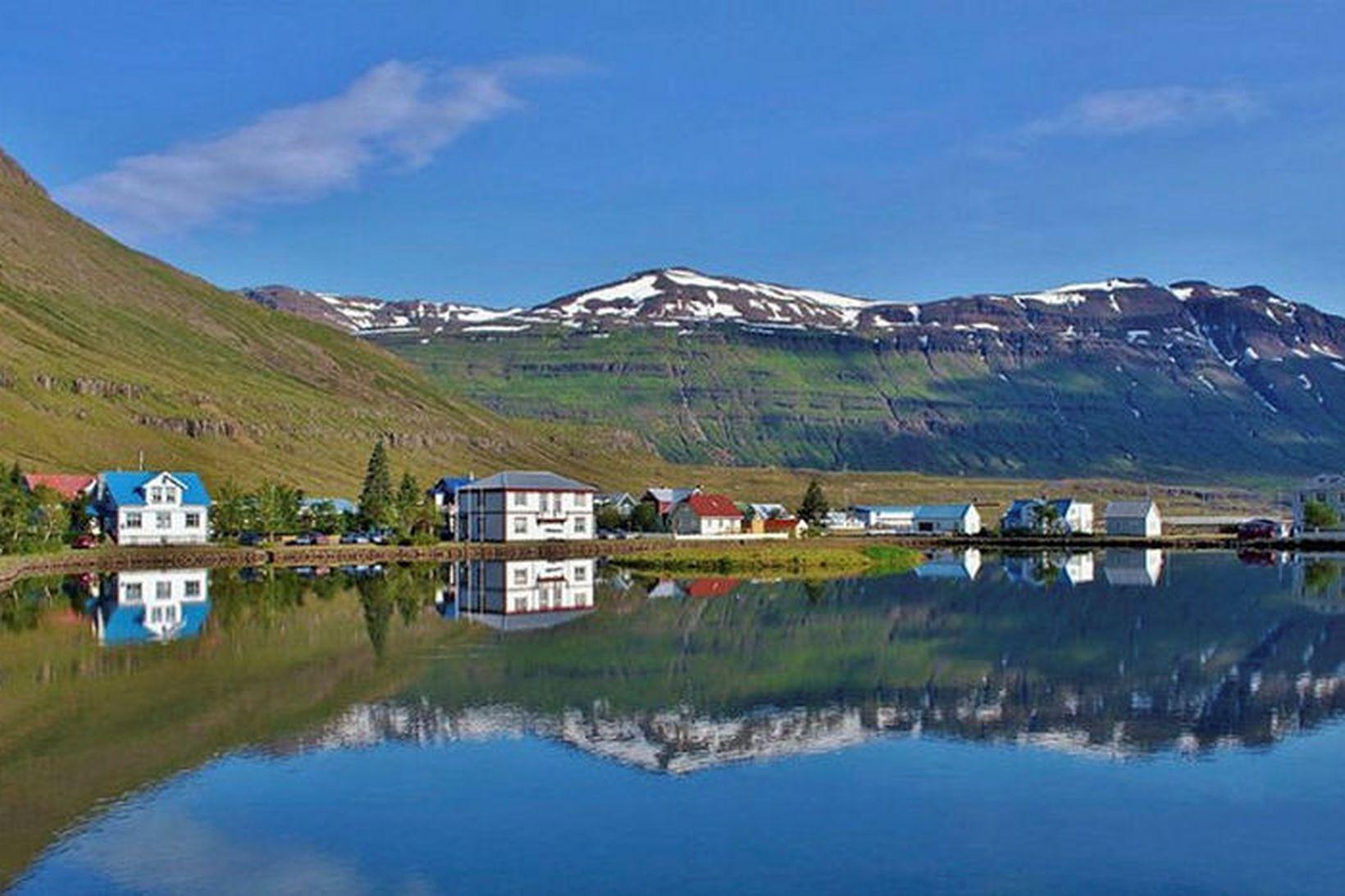 Seyðisfjörður er eitt fjögurra sveitarfélaga á Austurlandi sem mögulega verða …
