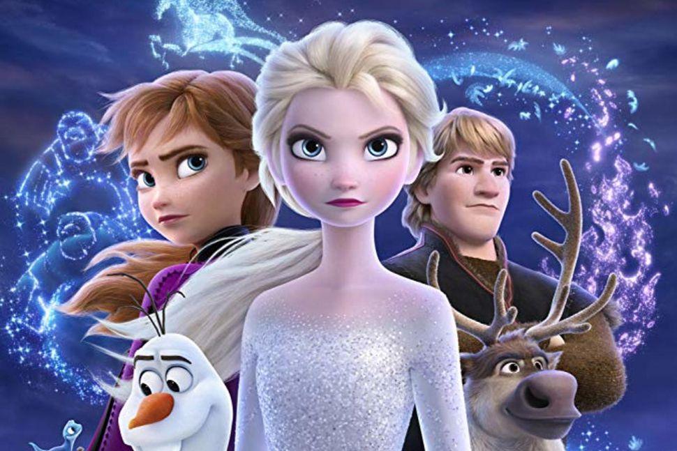 Það er Íslandstenging í Frozen 2.