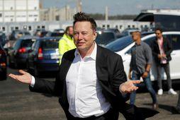 Elon Musk er einn ríkasti maður heims.