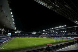 Goodison Park er heimavöllur Everton.