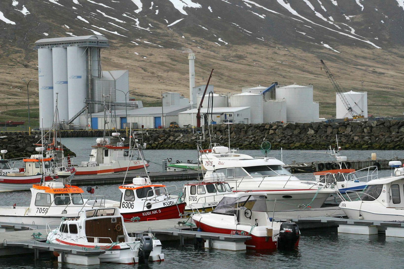 Gunnþór Ingvason, forstjóri SVN, segir að ánægjulegt sé að finna …