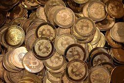 Bitcoinmyntir.
