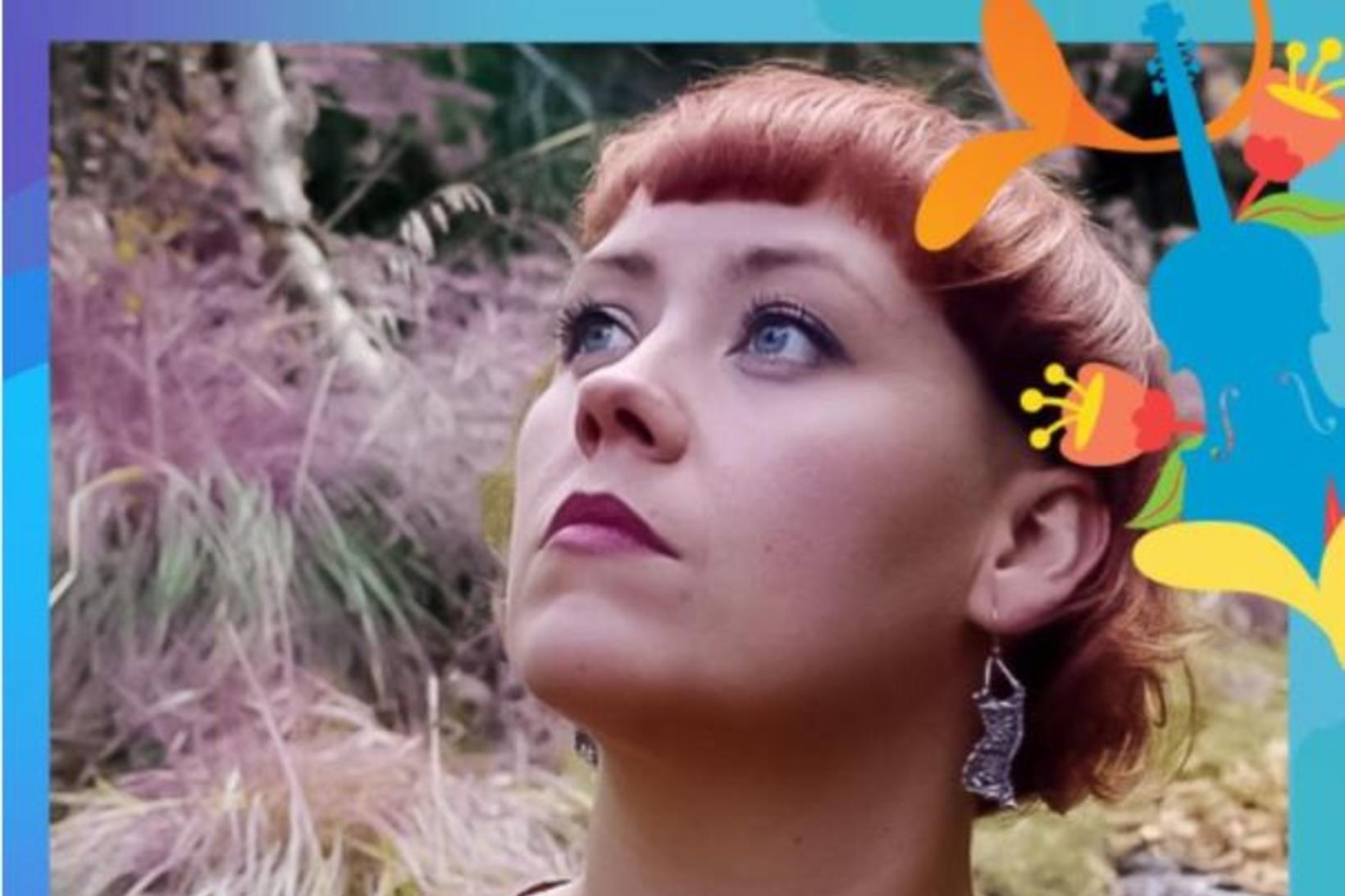 Ösp Eldjárn verður fulltrúi Íslands áGlobal Music Match.