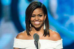 Fyrrum forsetafrúin Michelle Obama, stýrir nú matreiðsluþætti á Netflix.
