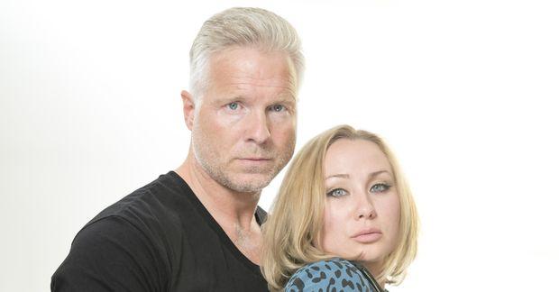 Sölvi Fannar Viðarsson og Nadi Fadina.