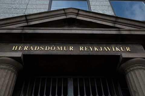 The Reykjavik district court.
