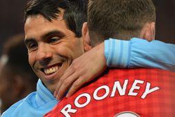 Það yrði eitthvað ef Carlos Tevez myndi snúa aftur á Old Trafford í janúar.