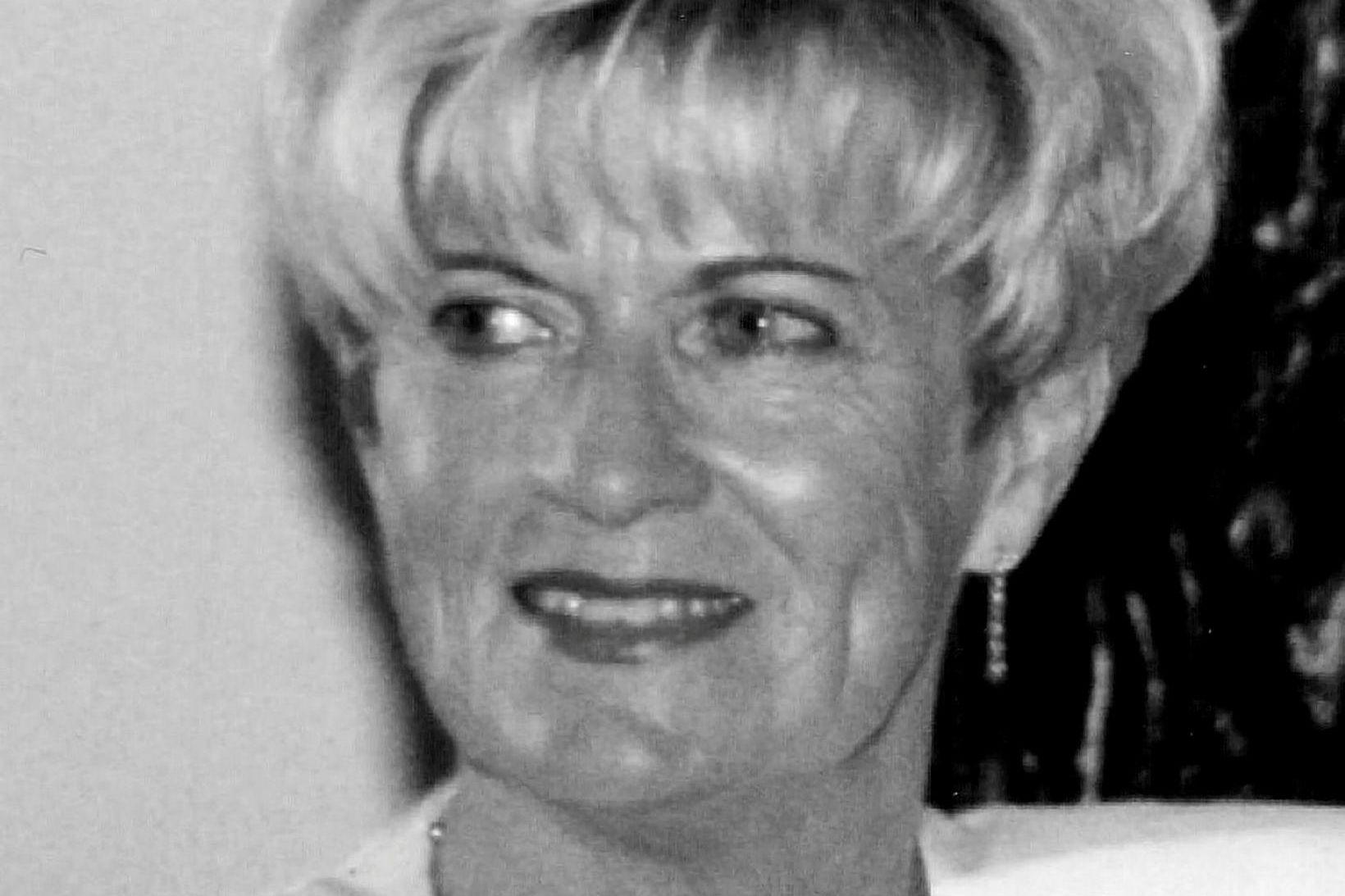 Sigríður Jóhannsdóttir.