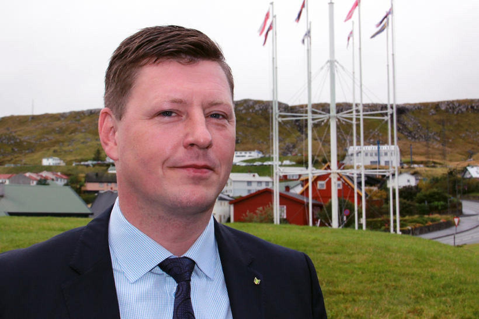 Höskuldur Þórhallsson, þingmaður Framsóknarflokksins.