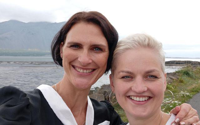 Rithöfundurinn og hlaðvarpsstjórnandinn Sigrún Elíasdóttir fjallar um hörmungar Íslandssögunnar í hlaðvarpinu Myrka Ísland ásamt Önnu …