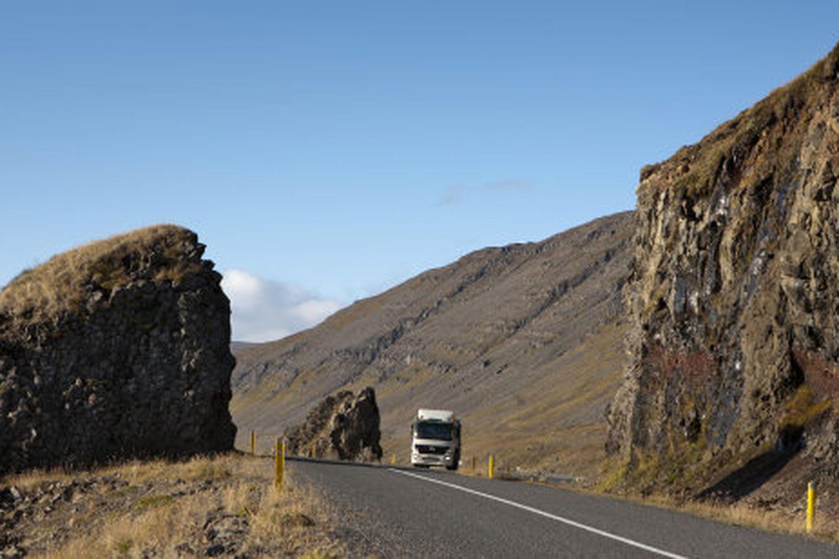 """Gestir Patreksfjarðar verða boðnir velkomnir í """"Þorpið""""."""